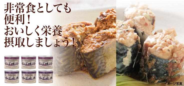 西日本鯖缶